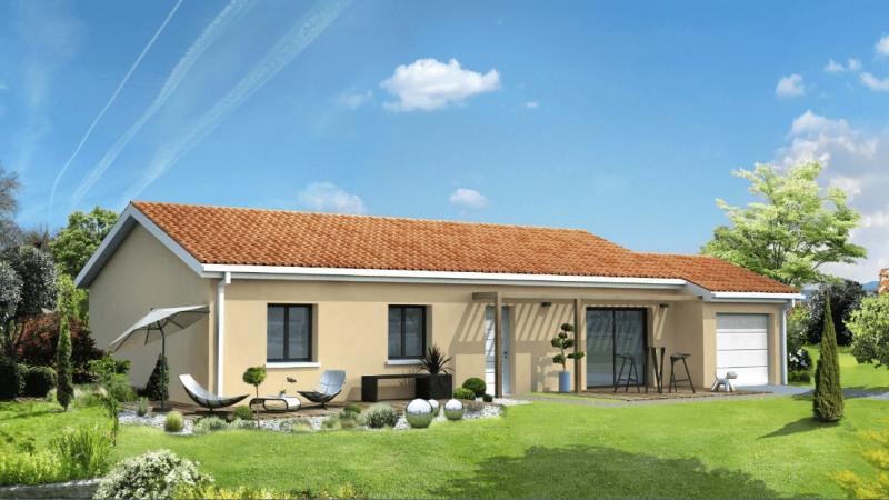 Maison  5 pièces + Terrain 912 m² Saint-Didier-de-la-Tour par MAISONS SMILE