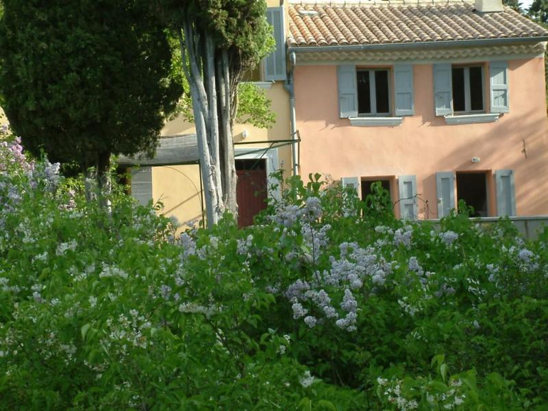 la maison au printemps