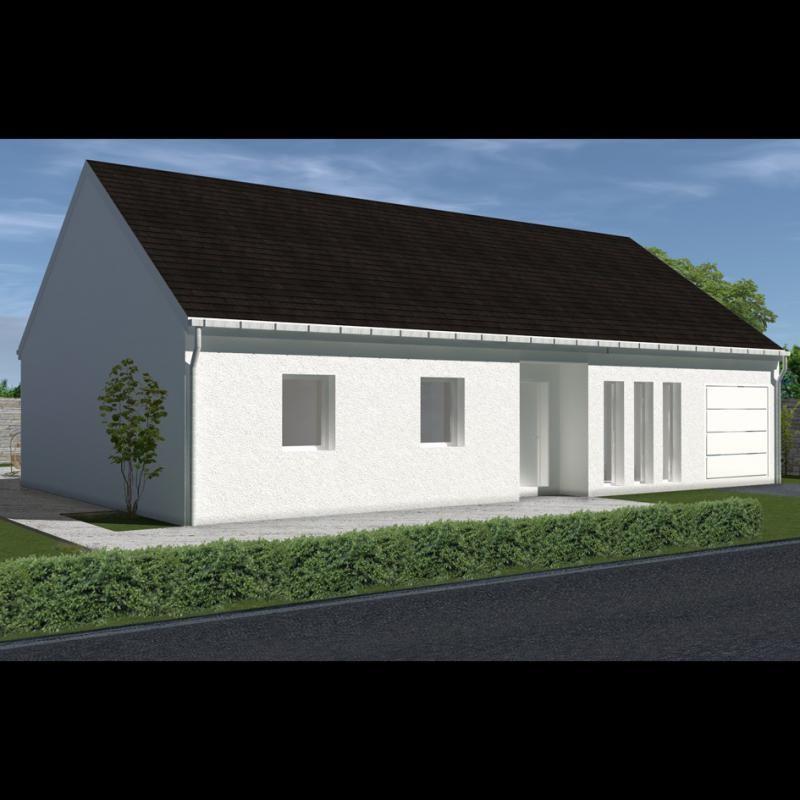 Maison  5 pièces + Terrain Reims par VILLACREA