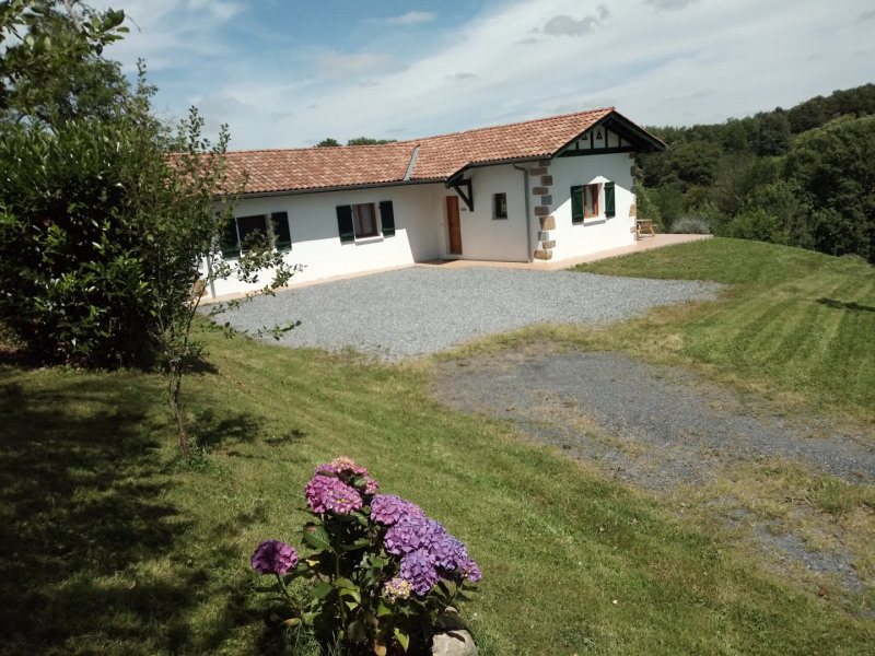 Holiday rentals Saint-Martin-d'Arberoue - Cottage - 6 persons - BBQ - Photo N° 1