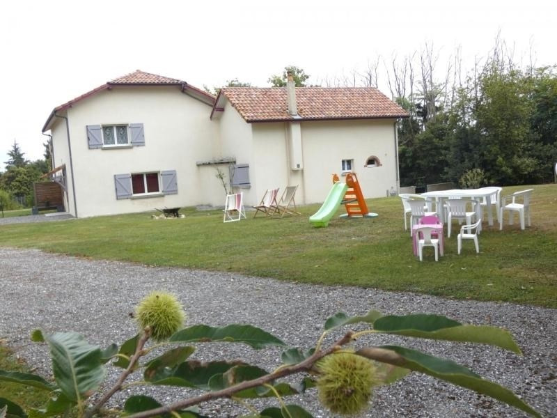 Location vacances Montsoué -  Maison - 6 personnes - Barbecue - Photo N° 1