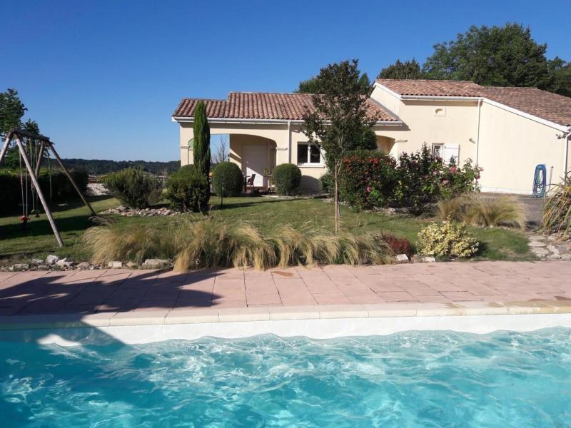 villa de plein pied, belles prestations, dans le sud ouest entre Toulouse et Bordeaux