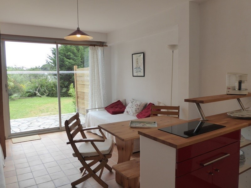 Location vacances Arzon -  Appartement - 3 personnes - Jardin - Photo N° 1