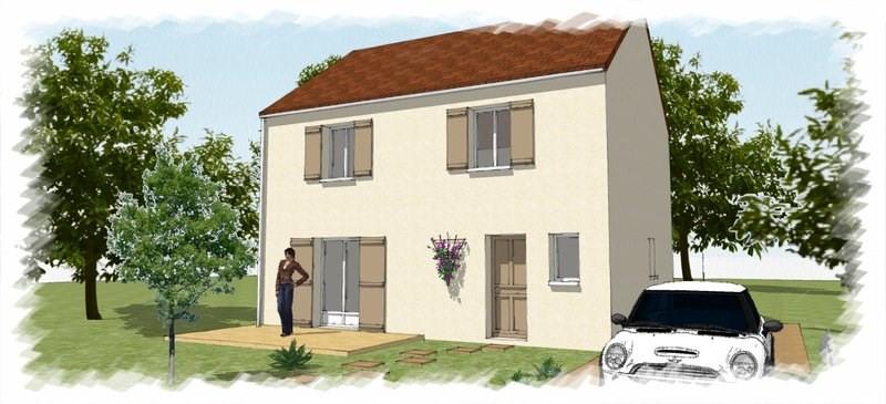 Maison  5 pièces + Terrain 500 m² Moret-sur-Loing par CHENES CONSTRUCTIONS