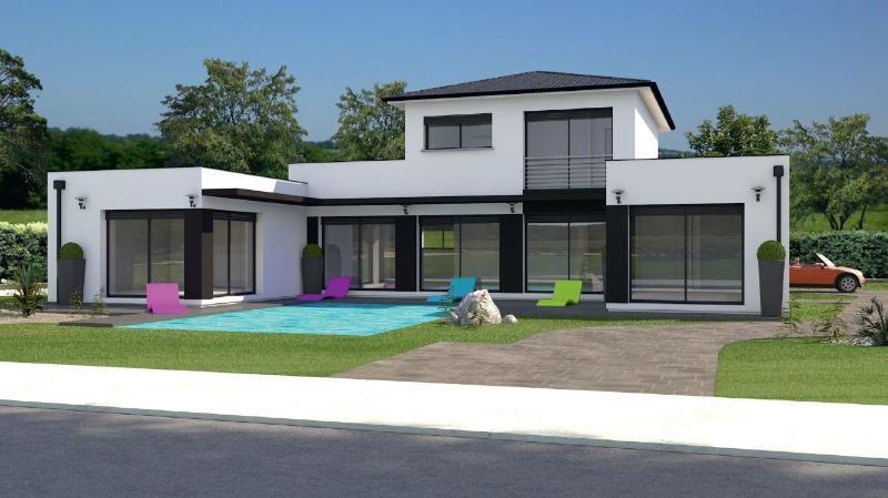 Maison  5 pièces + Terrain 3200 m² Bois de la Pierre par SIC HABITAT