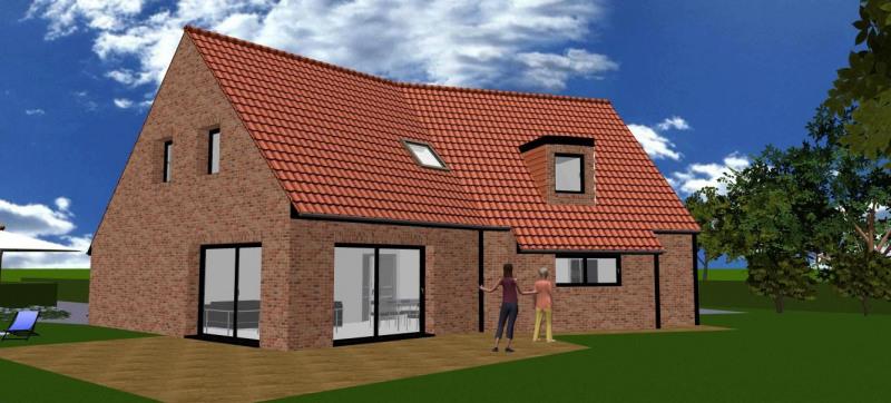 Maison  6 pièces + Terrain 550 m² Seclin par Maison Familiale - Lille