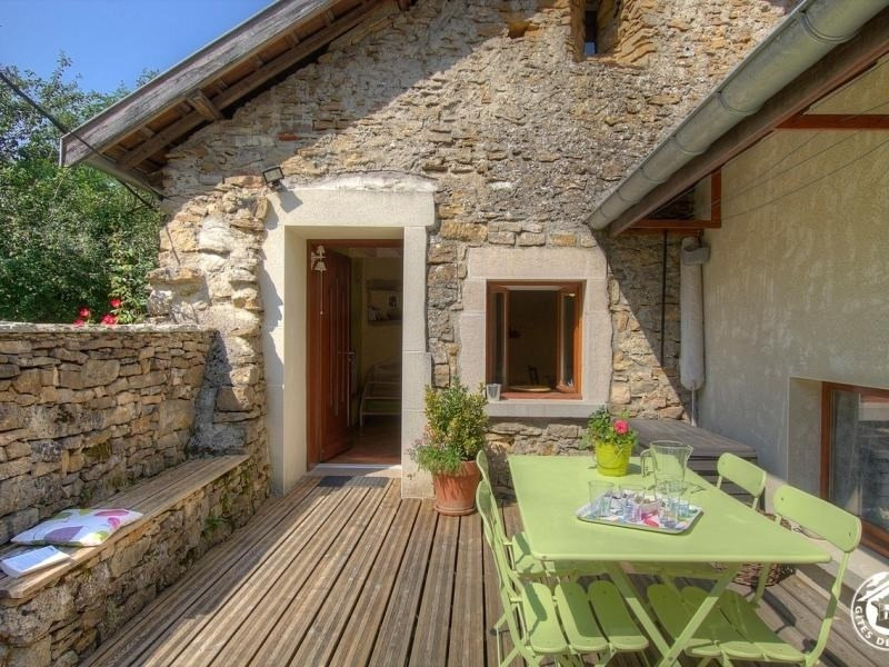 Location vacances Villebois -  Maison - 4 personnes - Barbecue - Photo N° 1