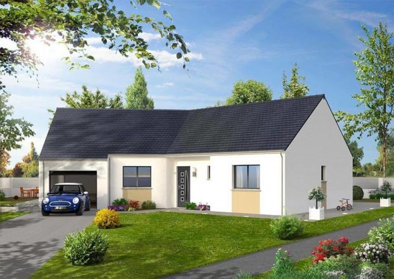 Maison  5 pièces + Terrain 731 m² Louvetot par MAISONS D'EN FRANCE