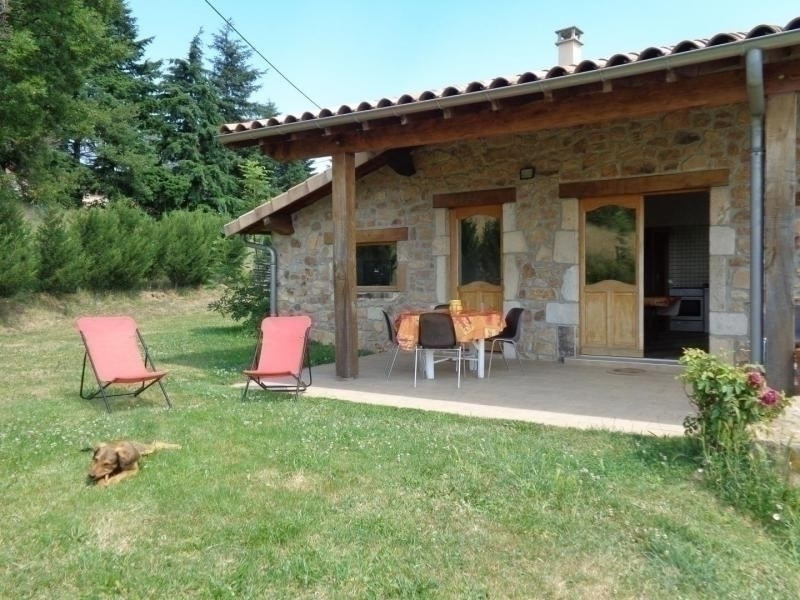 Location vacances Chuyer -  Maison - 5 personnes - Barbecue - Photo N° 1