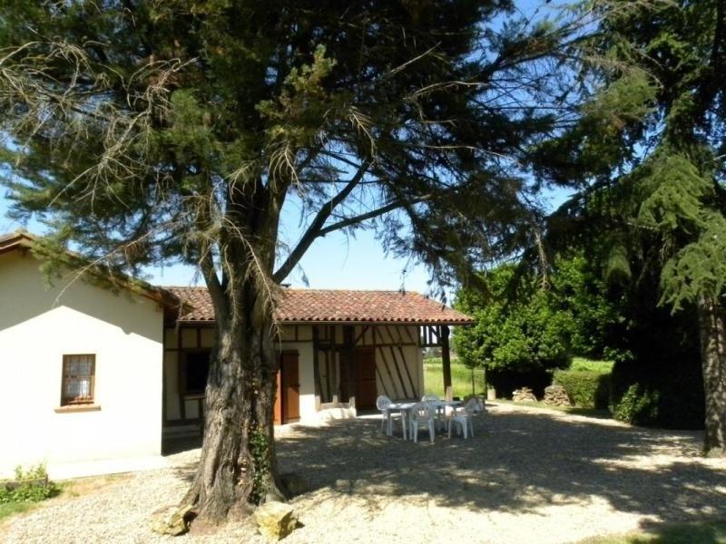 Location vacances Lias-d'Armagnac -  Maison - 4 personnes - Barbecue - Photo N° 1