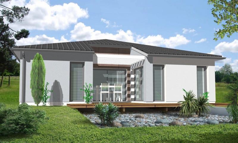Maison  5 pièces + Terrain 500 m² Sainte-Hélène par MAISONS QUADRI