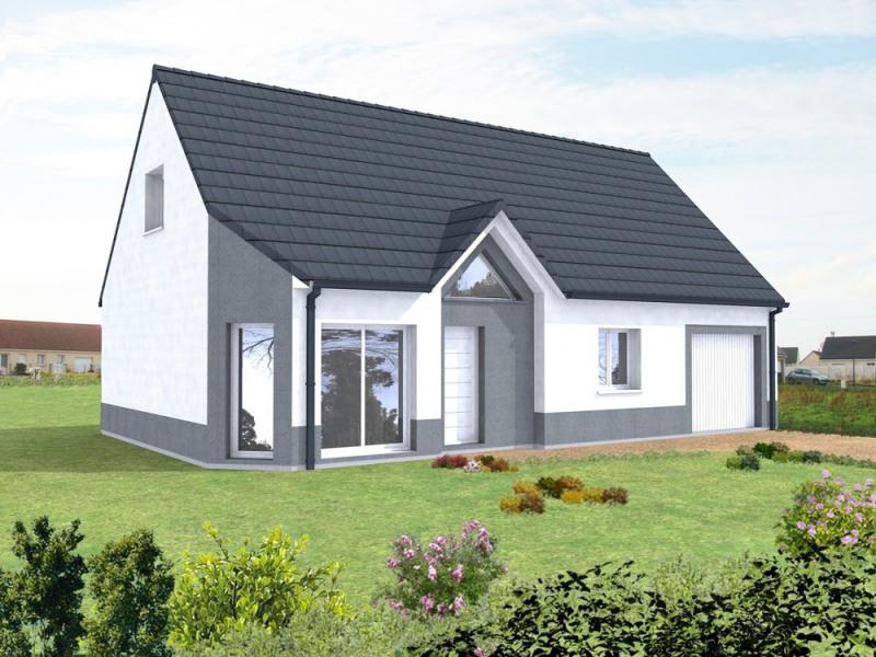 Maison  4 pièces + Terrain 1000 m² Étalondes par Maisons Arlogis Normandie