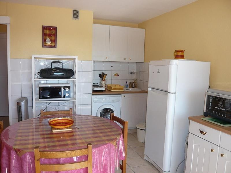 Location vacances Canet-en-Roussillon -  Appartement - 4 personnes - Jardin - Photo N° 1