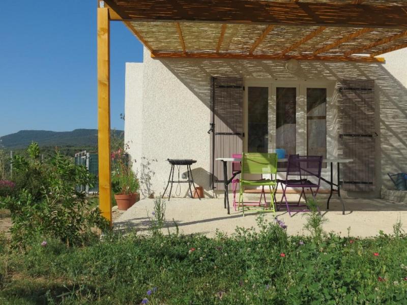 Jardin clos privé de 80 m² réservé aux vacanciers