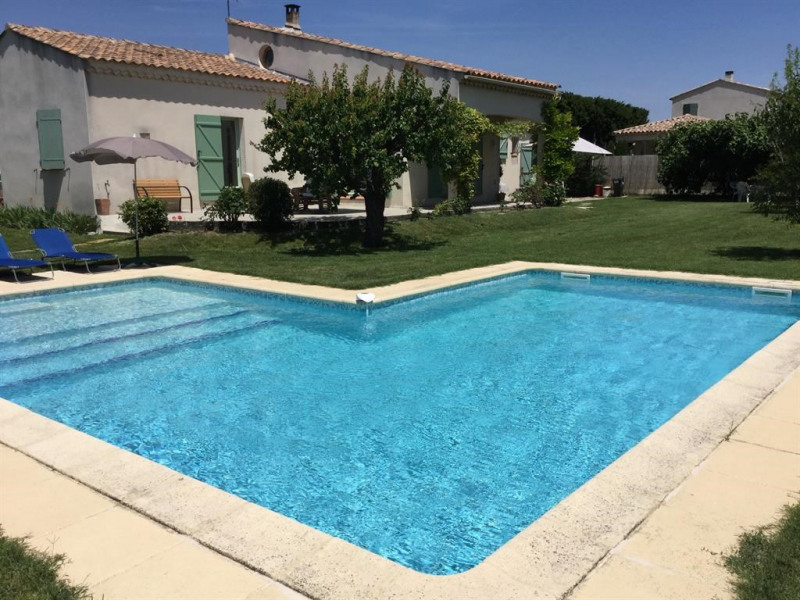 Holiday rentals Mouriès - House - 4 persons - BBQ - Photo N° 1