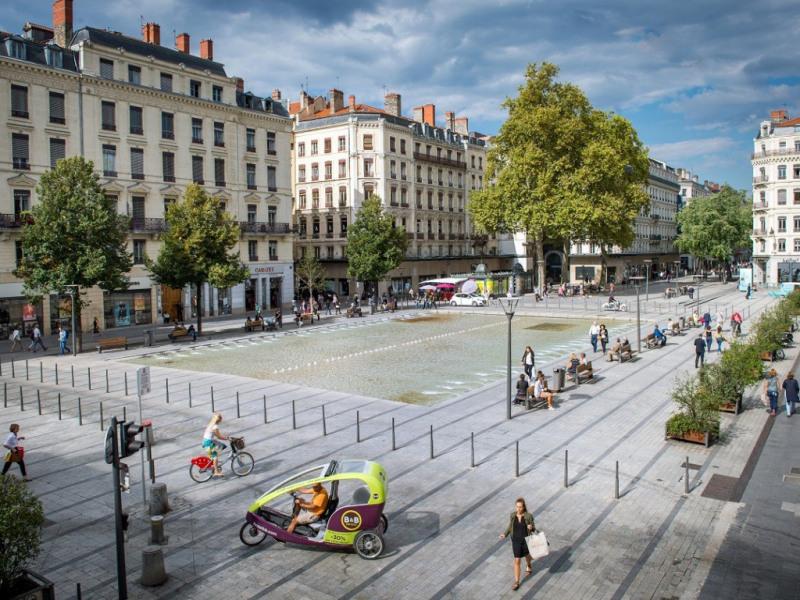 Location Boutique Lyon 2ème