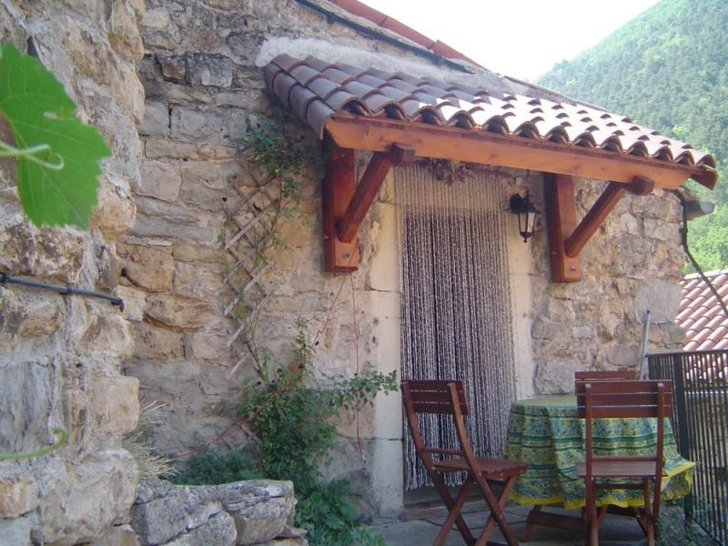 Location vacances Peyreleau -  Maison - 4 personnes - Chauffage - Photo N° 1