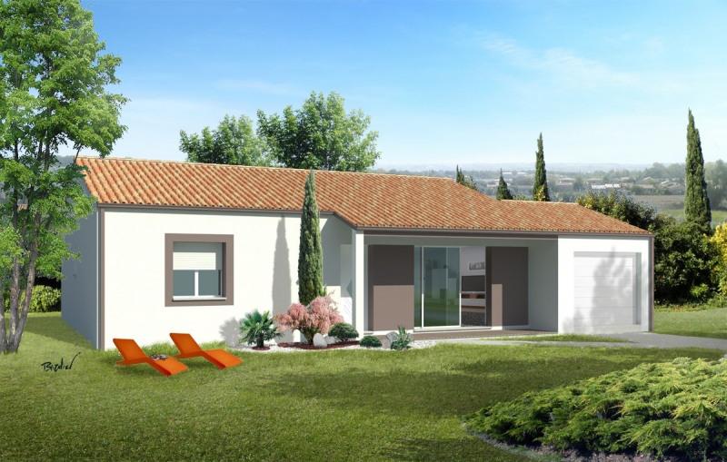 Maison  4 pièces + Terrain 414 m² Montgiscard par GARONA VILLA