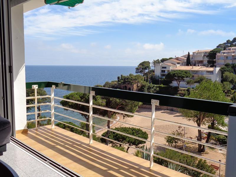 Location vacances Tossa de Mar -  Appartement - 4 personnes - Court de tennis - Photo N° 1