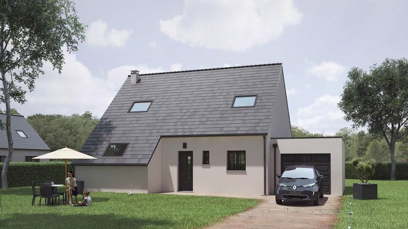 Maison  5 pièces + Terrain 401 m² Pernay par LONA CONSTRUCTION