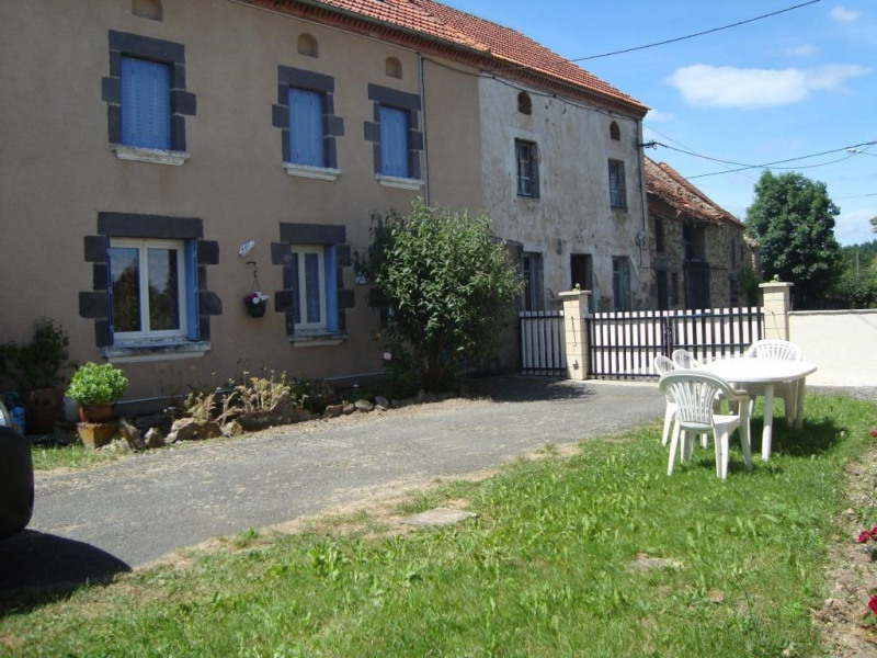 Ferienwohnungen Saint-Pardoux - Haus - 8 Personen - Grill - Foto Nr. 1