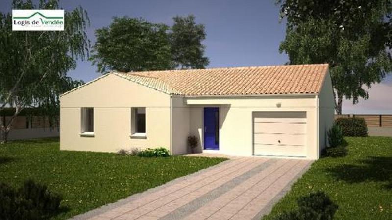 Maison  4 pièces + Terrain 290 m² Saint-Vincent-sur-Jard par LOGIS DE VENDEE
