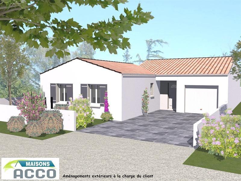 Maison  4 pièces + Terrain 311 m² La Jarne (17220) par MAISONS ACCO