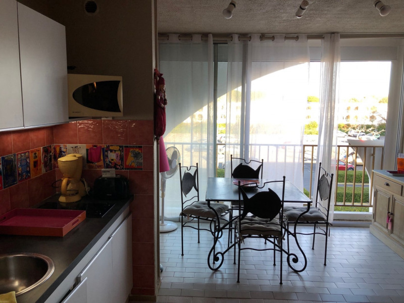 Location vacances La Grande-Motte -  Appartement - 4 personnes - Câble / satellite - Photo N° 1
