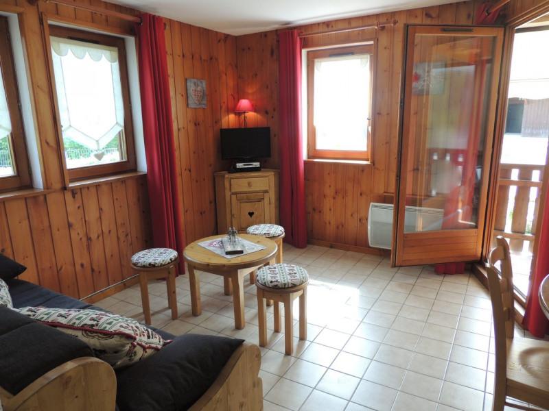 Location vacances Les Gets -  Appartement - 4 personnes - Lecteur DVD - Photo N° 1