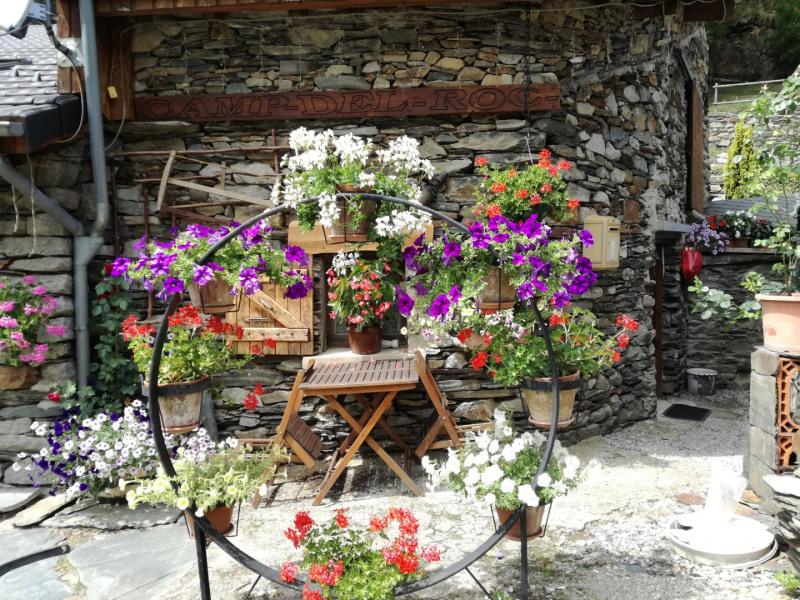 Location vacances Auzat -  Gite - 4 personnes - Barbecue - Photo N° 1