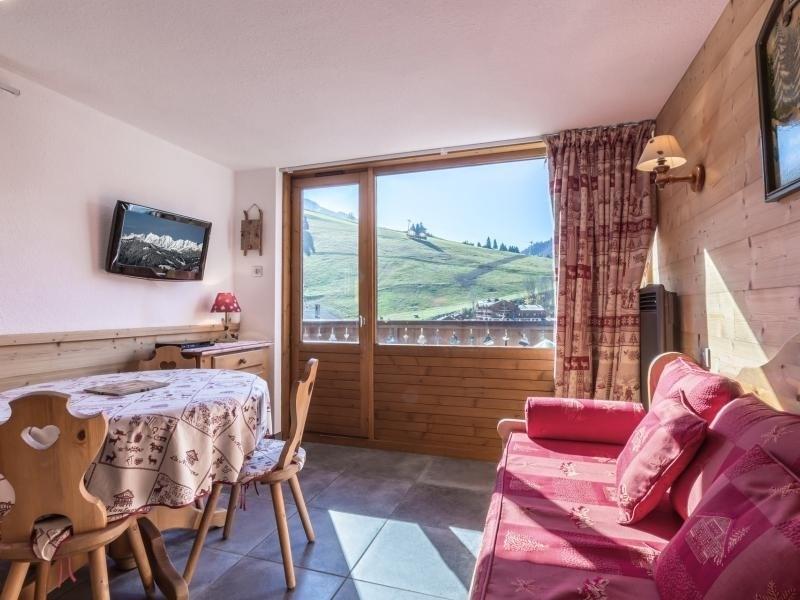Location vacances La Clusaz -  Appartement - 5 personnes - Télévision - Photo N° 1