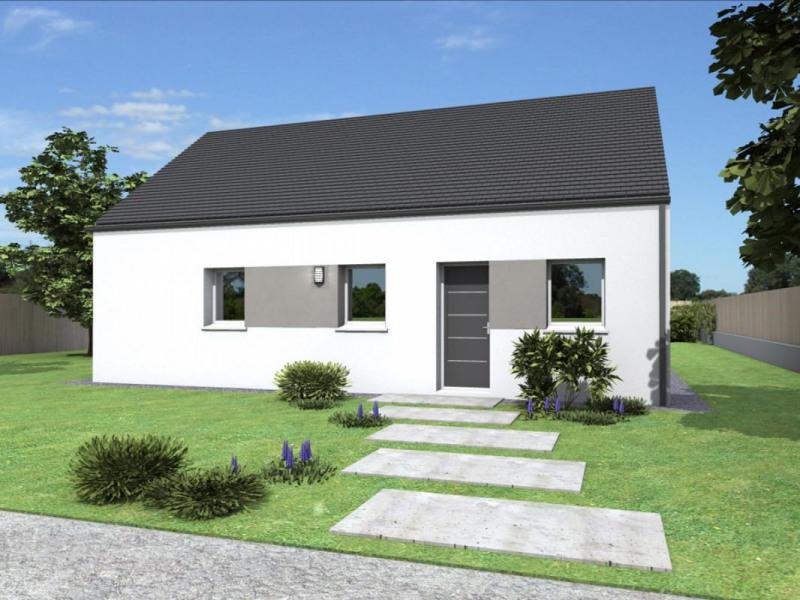 Maison  5 pièces + Terrain 405 m² Neuillé par ALLIANCE CONSTRUCTION SAUMUR