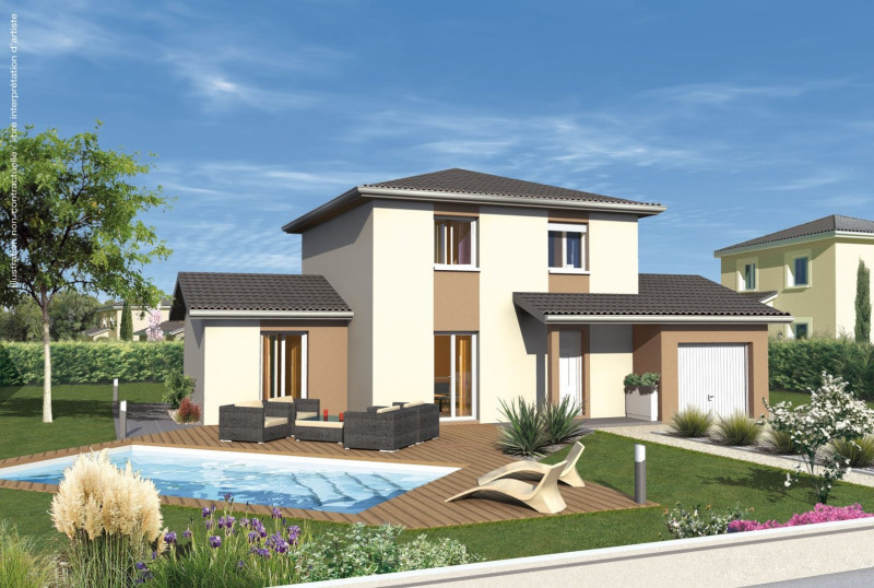 Maison  4 pièces + Terrain 835 m² Cleppé par MAISONS PUNCH