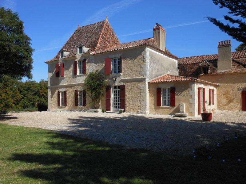 Location vacances Grignols -  Maison - 30 personnes - Barbecue - Photo N° 1