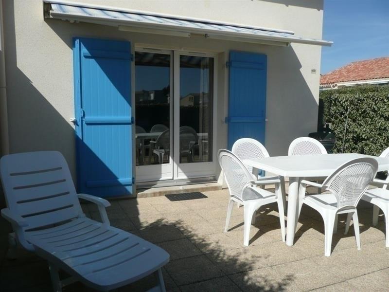 Location vacances Bretignolles-sur-Mer -  Maison - 6 personnes - Barbecue - Photo N° 1