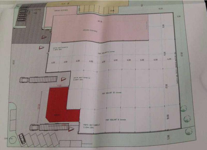Location Local d'activités / Entrepôt Béligneux