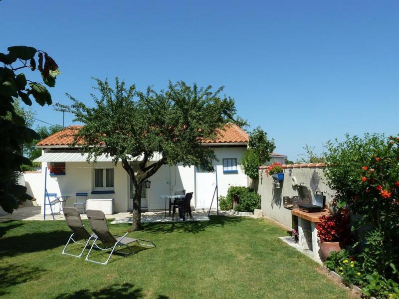 Location vacances Salles-sur-Mer -  Appartement - 2 personnes - Barbecue - Photo N° 1
