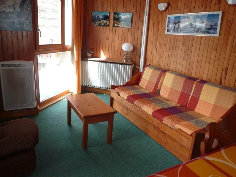 Appartement 2 pièces 4 personnes à Tignes proche des commerces et des pistes dans le quartier du Lavachet. Appartemen...