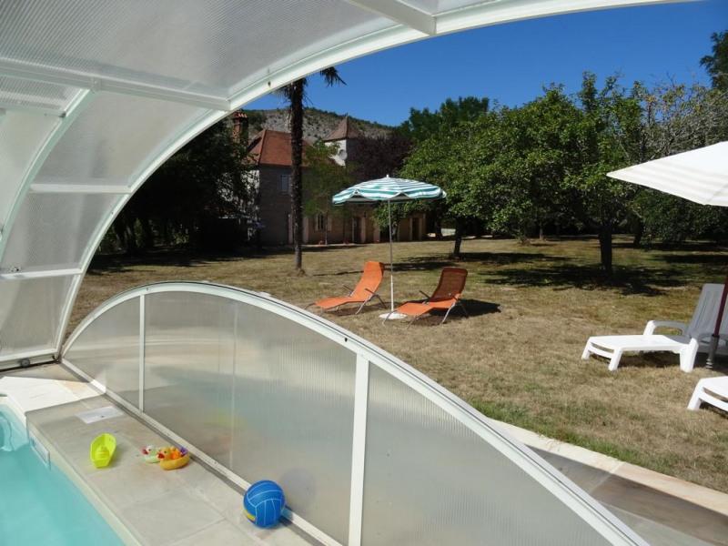 Ferienwohnungen Lacave - Haus - 5 Personen - Liegestuhl - Foto Nr. 1