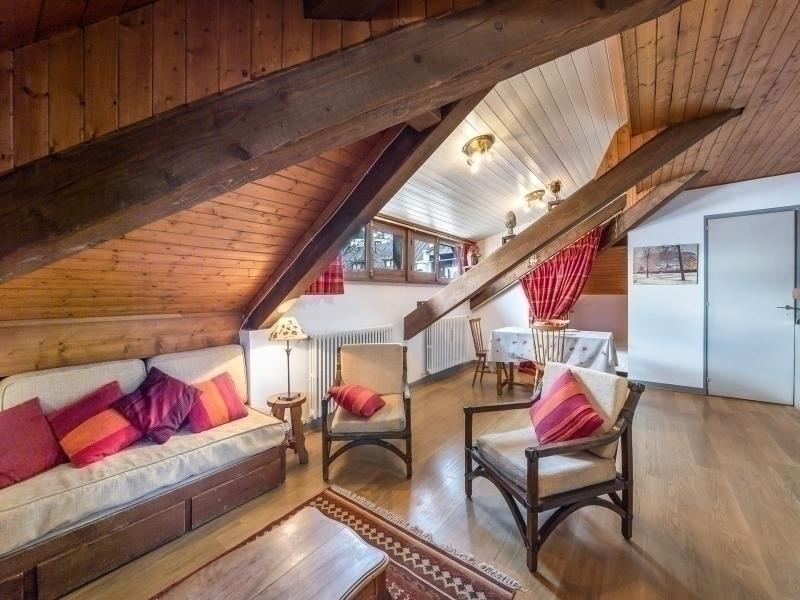 Location vacances Megève -  Appartement - 3 personnes - Télévision - Photo N° 1