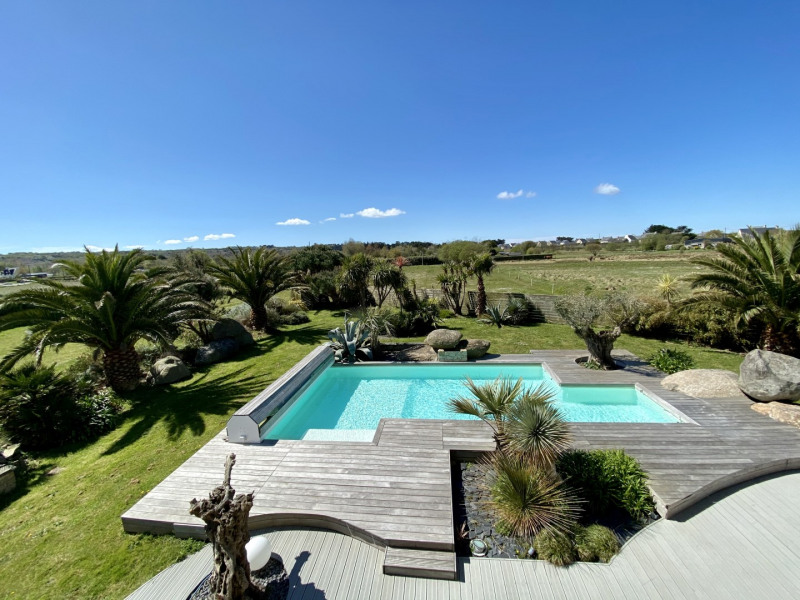 Holiday rentals Guissény - House - 8 persons - BBQ - Photo N° 1