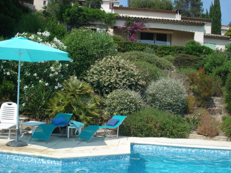 Holiday rentals Roquebrune-sur-Argens - House - 7 persons - BBQ - Photo N° 1