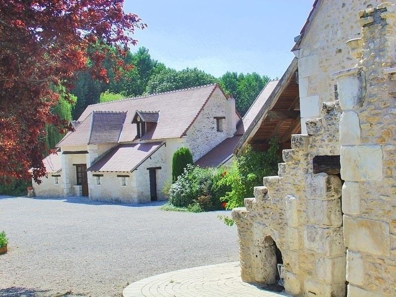 Location vacances Ferrière-sur-Beaulieu -  Gite - 5 personnes - Barbecue - Photo N° 1