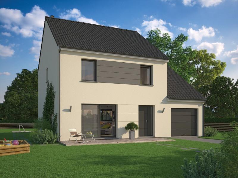 Maison  6 pièces + Terrain 550 m² Nogent-sur-Oise par MAISONS FAMILIALES ARGENTEUIL