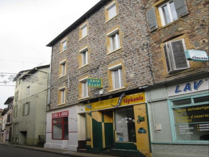 Location Boutique 38m² Amplepuis
