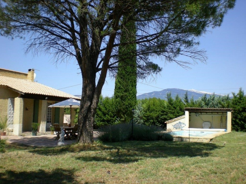 Location vacances Caromb -  Maison - 8 personnes - Barbecue - Photo N° 1