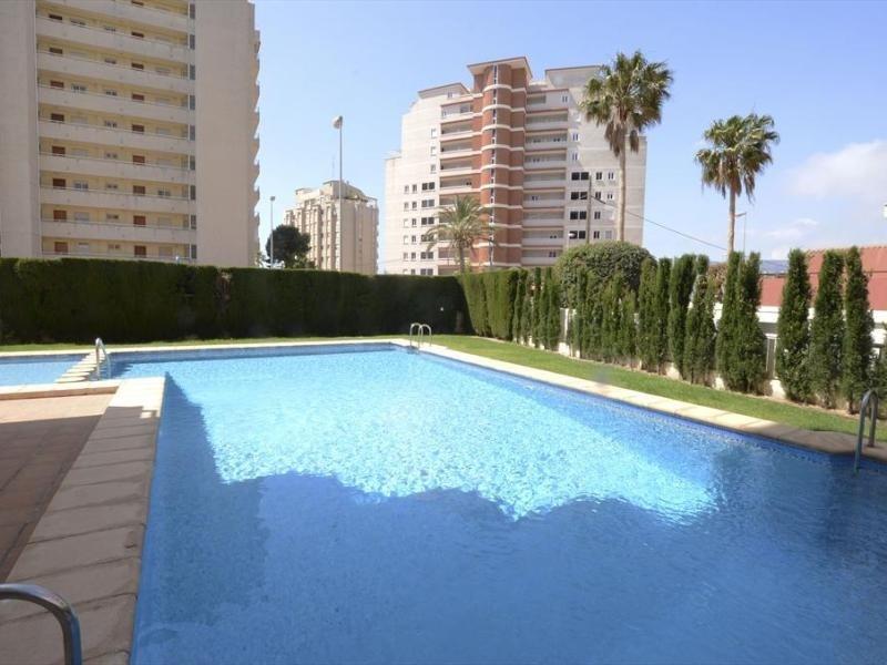 Location vacances Calp -  Appartement - 5 personnes - Jardin - Photo N° 1