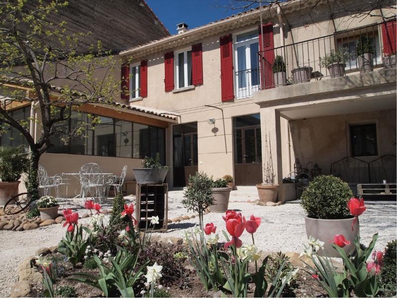 Chambres d'hôtes L'Oréliane  pour séjours inoubliables en Provence