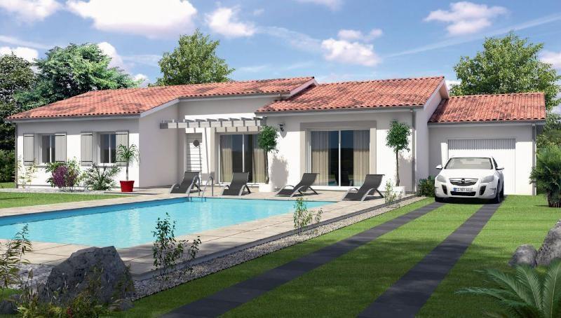 Maison  5 pièces + Terrain 903 m² Roquefort par SIC HABITAT