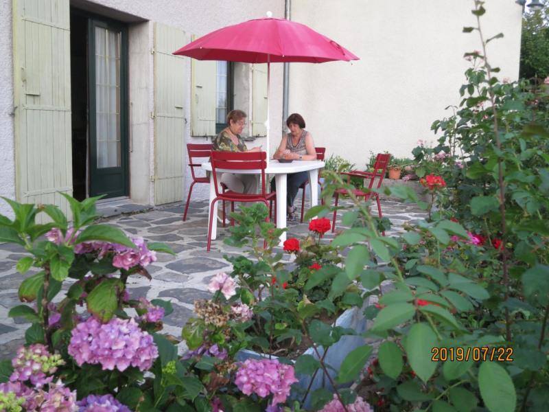 Location vacances Saint-Agrève -  Appartement - 4 personnes - Barbecue - Photo N° 1